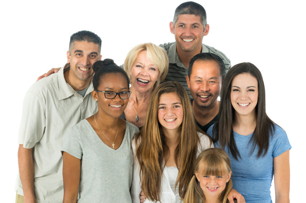 diversity of the family Family diversity is the new normal for america's children/ philip cohen and yet, despite the diversity now of u s families, most of the laws and policies that.